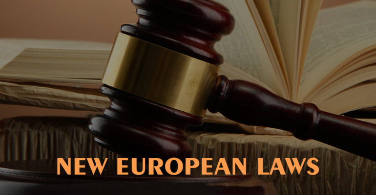New European Laws regarding reputation management