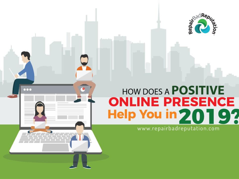 positive online presence