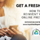 reinvent your online presence