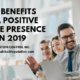 benefits of a positive online presence