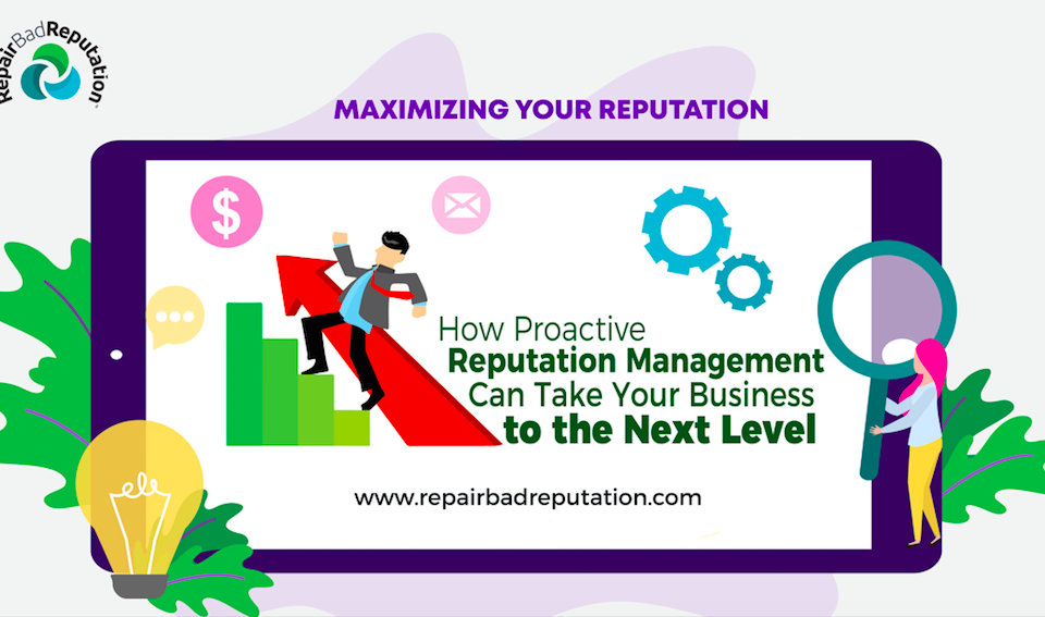 Proactive Reputation Management