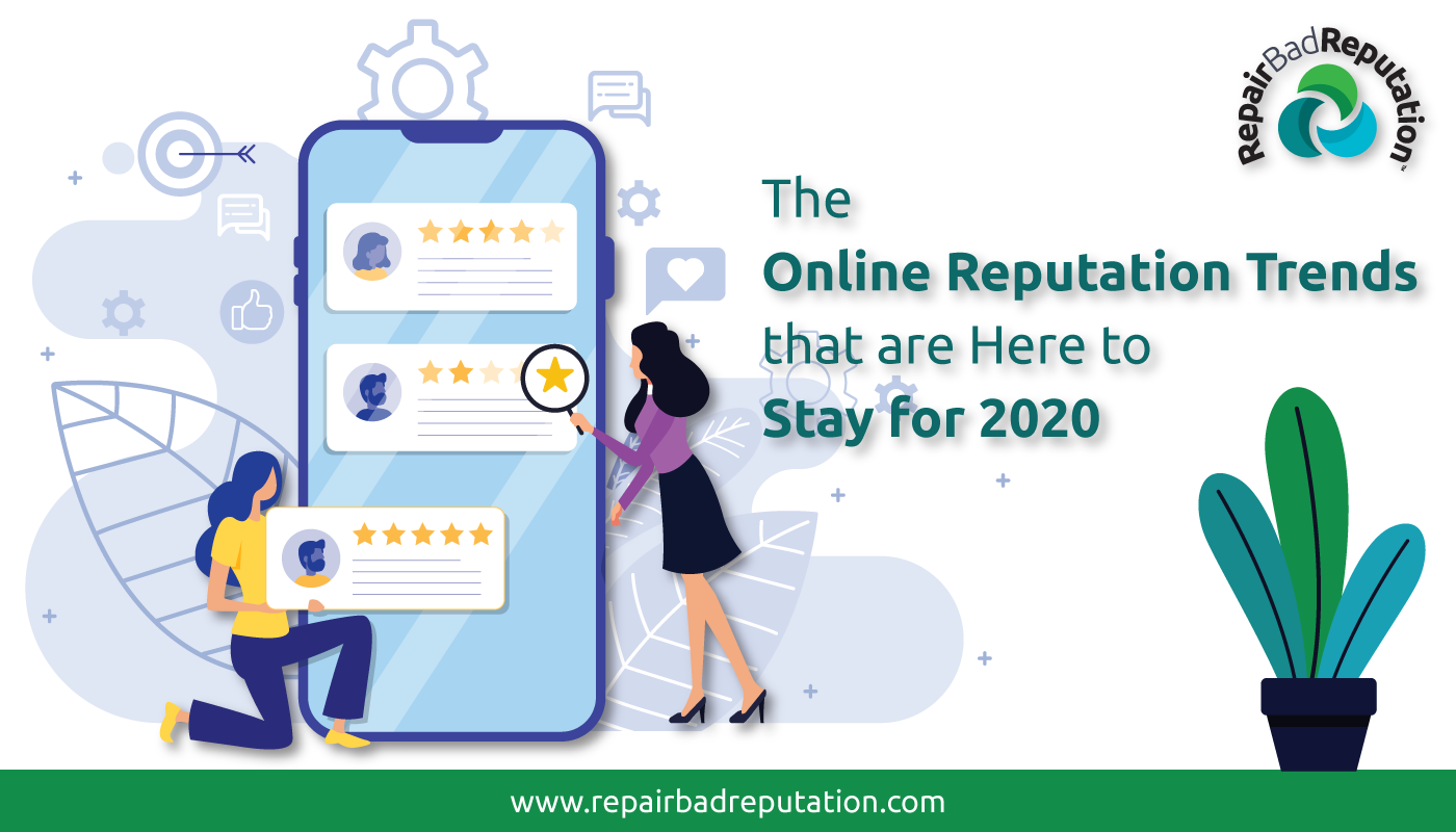 Online Reputation Trends 2020